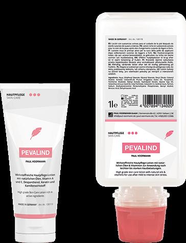 Skincare: Pevalind